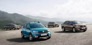 Dacia Sandero Logan