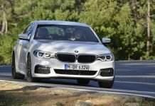 BMW 540i xdrive g30