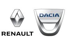 dacia renault logo
