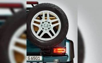 Mercedes G65 AMG 4x4² Cabriolet