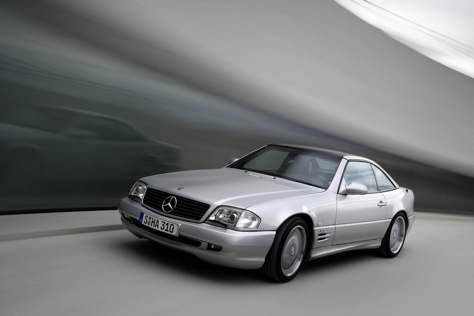 Mercedes-Benz SL73 AMG - 1999