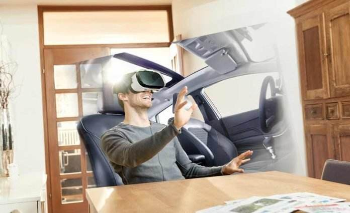 ford vr experience