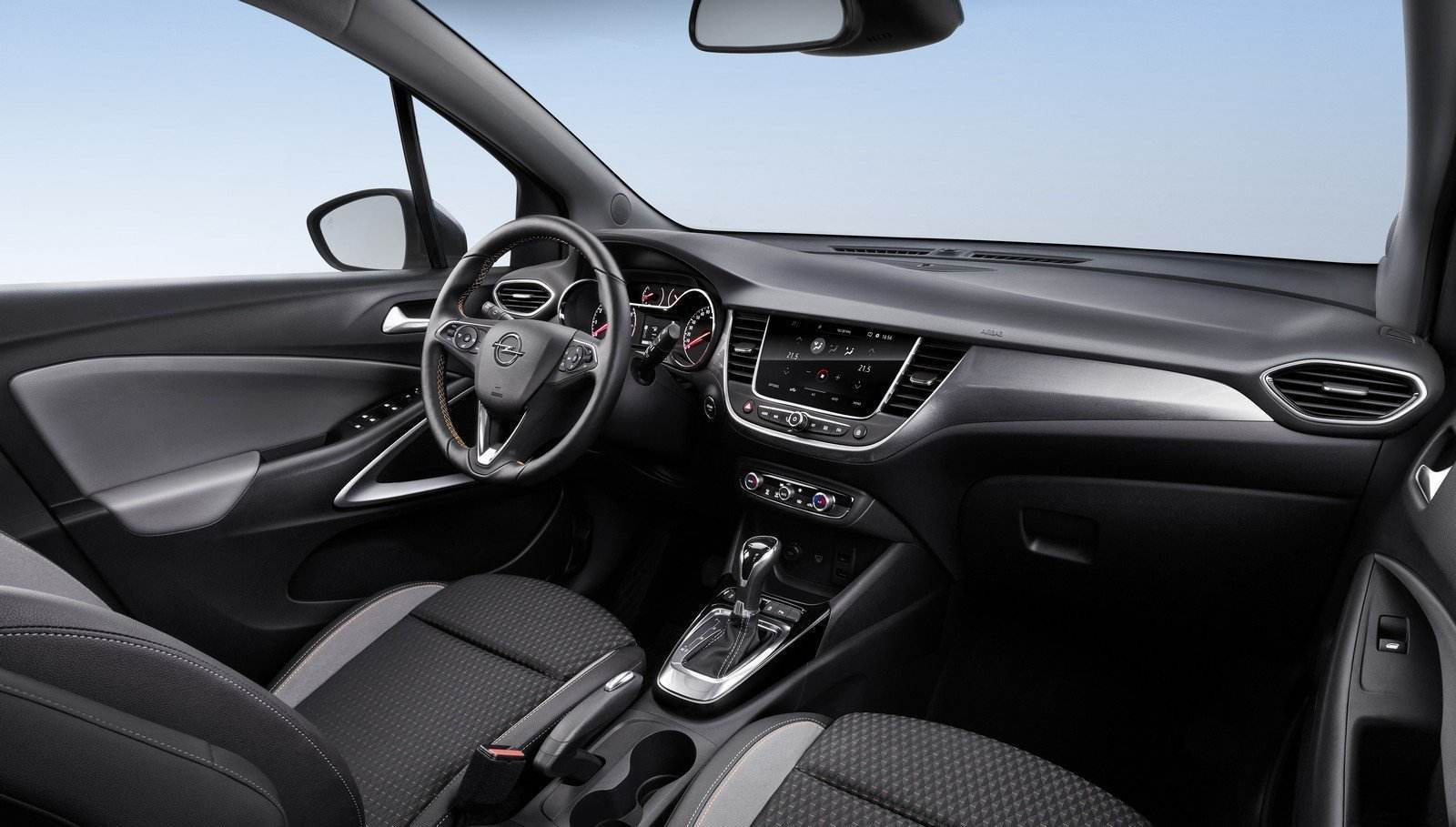 The Opel Crossland X
