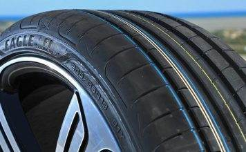 Goodyear Eagle F1 Asymmetric 3