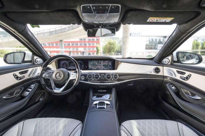 Mercedes-Benz S-Klasse S 560