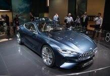 BMW Seria 8 Concept
